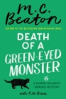 Death of a Green-Eyed Monster (A Hamish Macbeth Mystery #34) Cover Image