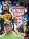 WWE Superstars Ultimate Sticker and Activity Book Cover Image