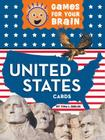 Games for Your Brain: United States Cards: United States Cards Cover Image