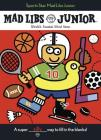 Sports Star Mad Libs Junior: World's Greatest Word Game Cover Image