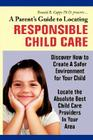 A Parent's Guide to Locating Responsible Child Care Cover Image