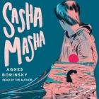 Sasha Masha Lib/E Cover Image