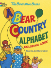The Berenstain Bears -- A Bear Country Alphabet Coloring Book Cover Image