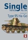 Single Vehicle No. 04 Type 95 Ha-Go Cover Image