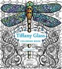 Tiffany Glass Coloring Book Cover Image