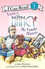Fancy Nancy: My Family History (I Can Read Books: Level 1) Cover Image