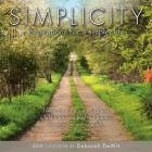 2019 Simplicity Inspiration for a Simpler Life Mini Calendar: By Sellers Publishing Cover Image
