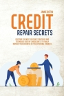 Credit Repair Secrets: Discover The Most Efficient Strategies And Techniques Used By Consultants To Finally Improve Your Business Or Your Per Cover Image