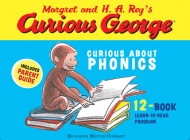 Curious George Curious About Phonics 12-Book Set Cover Image