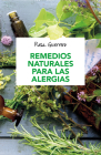 Remedios naturales para las alergias Cover Image