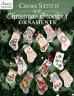 Cross Stitch Mini Christmas Stocking Ornaments Cover Image