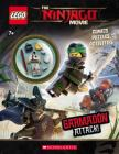Garmadon Attack! [With Lego Minifigure] Cover Image