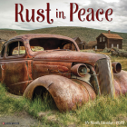 Rust in Peace 2020 Wall Calendar Cover Image
