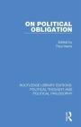 On Political Obligation Cover Image