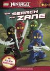 Lego Ninjago: The Search for Zane Cover Image