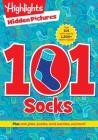 101 Socks (Highlights Hidden Pictures 101 Activity Books) Cover Image
