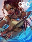 Character Design Quarterly 6 Cover Image