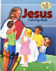 Coloring Book about Jesus Cover Image