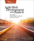 Agile Web Development with Rails 6 Cover Image