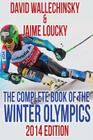 The Complete Book of the Winter Olympics Cover Image