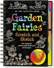 Garden Fairies [With Scratch Off Pencil] Cover Image