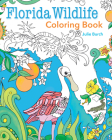Florida Wildlife Coloring Book Cover Image
