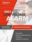 2021 Georgia Low Voltage Alarm Contractor Exam Prep: Study Review & Practice Exams Cover Image