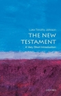 The New Testament: A Very Short Introduction (Very Short Introductions) Cover Image