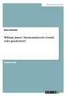 William James' Emotionstheorie: Genial oder gescheitert? Cover Image