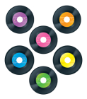 Records Cut-Outs Cover Image