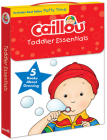 Caillou, Toddler Essentials: 5 Books about Growing Cover Image