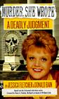 Murder, She Wrote: a Deadly Judgment (Murder She Wrote #5) Cover Image