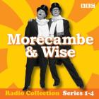 Morecambe & Wise: The Complete BBC Radio 2 Series Cover Image