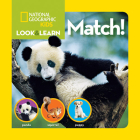 National Geographic Kids Look and Learn: Match! Cover Image