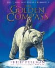 His Dark Materials: The Golden Compass Illustrated Edition Cover Image