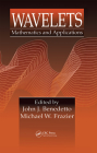 Wavelets: Mathematics and Applications (Studies in Advanced Mathematics #13) Cover Image