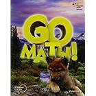 Student Edition Volume 1 Grade 1 2015 (Go Math!) Cover Image