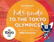 Kids Guide to the Tokyo Olympics Cover Image