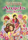 Glitter Angels Stickers Cover Image