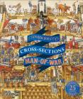 Stephen Biesty's Cross-Sections Man-of-War (Stephen Biesty Cross Sections) Cover Image