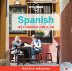 Lonely Planet Spanish Phrasebook and Audio CD Cover Image