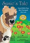Susie's Tale Hand with Paw We Changed the Law Cover Image