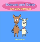 Duncan and Daisy Are Very Different Cover Image