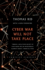 Cyber War Will Not Take Place Cover Image