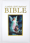 A Catholic Child's Baptismal Bible Cover Image