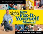 New Fix-It-Yourself Manual Cover Image