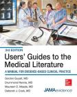Users' Guides to the Medical Literature: A Manual for Evidence-Based Clinical Practice, 3e Cover Image