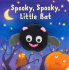 Spooky, Spooky, Little Bat Finger Puppet Book Cover Image