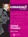 Emanuel Law Outlines for Emanuel Law Outlines for Criminal Procedure Cover Image