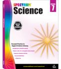Spectrum Science, Grade 7 Cover Image